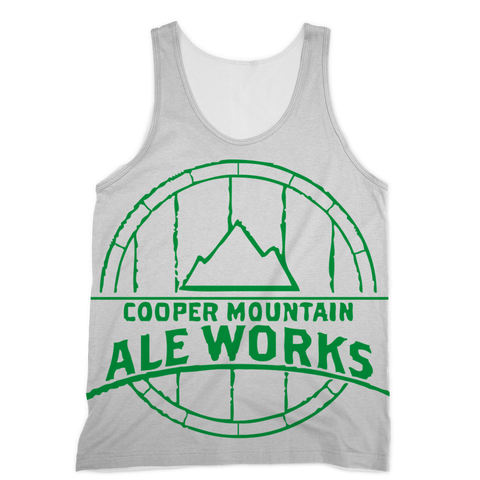 Cooper Mountain Ale Works Sublimation Vest - Hoppy Shops