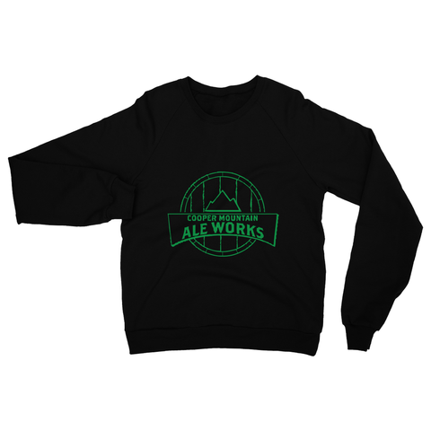 Cooper Mountain Ale Works Heavy Blend Crew Neck Sweatshirt