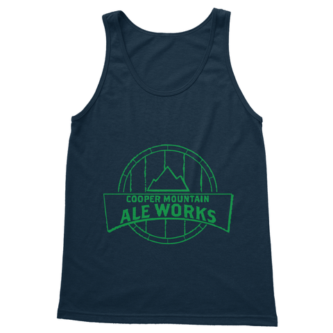 Cooper Mountain Ale Works Softstyle Tank Top - Hoppy Shops