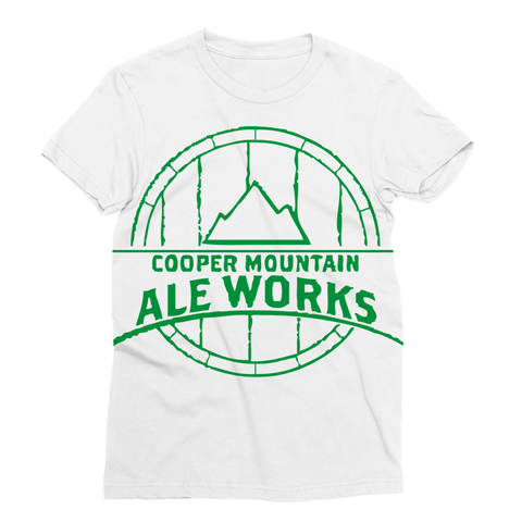 Cooper Mountain Ale Works Sublimation T-Shirt