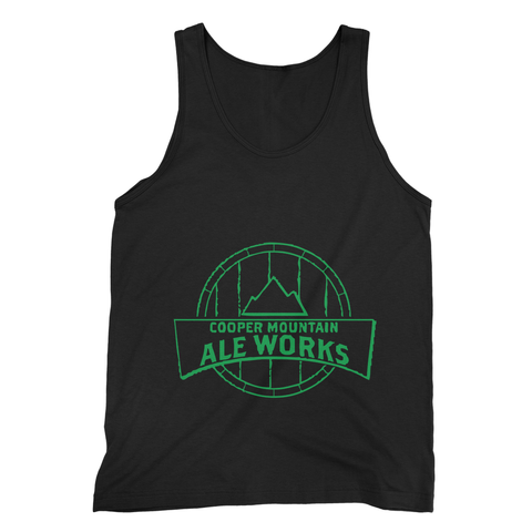 Cooper Mountain Ale Works Fine Jersey Tank Top - Hoppy Shops