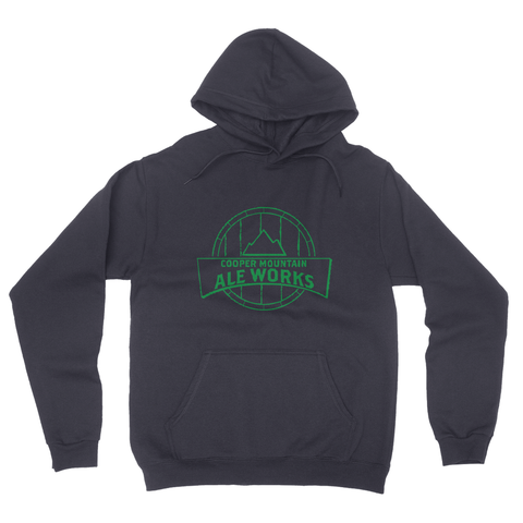 Cooper Mountain Ale Works California Fleece Pullover Hoodie - Hoppy Shops