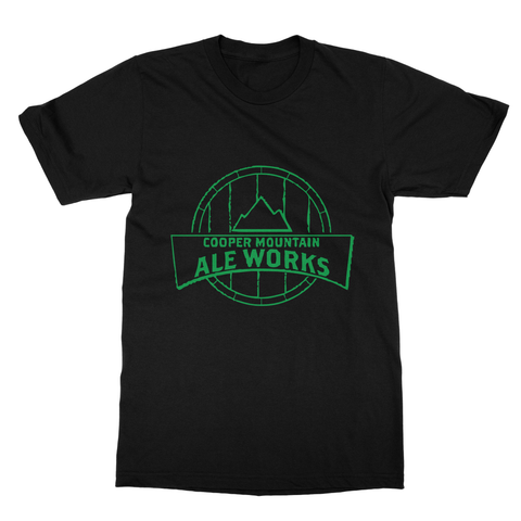 Cooper Mountain Ale Works Softstyle Ringspun T-Shirt