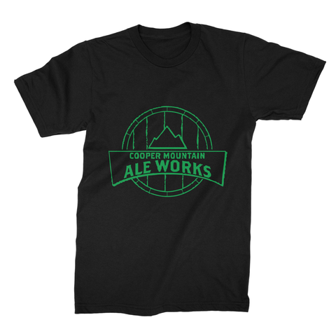 Cooper Mountain Ale Works Unisex Fine Jersey T-Shirt