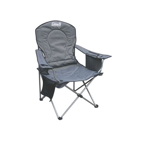 CHAIR DELUXE COOLER QUAD FOLD