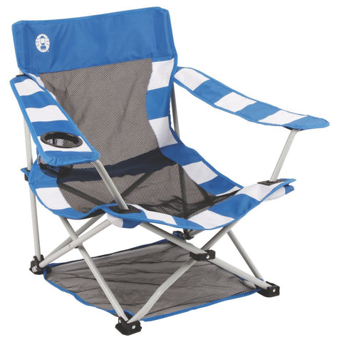 CHAIR BEACH DLX QUAD COLEMAN