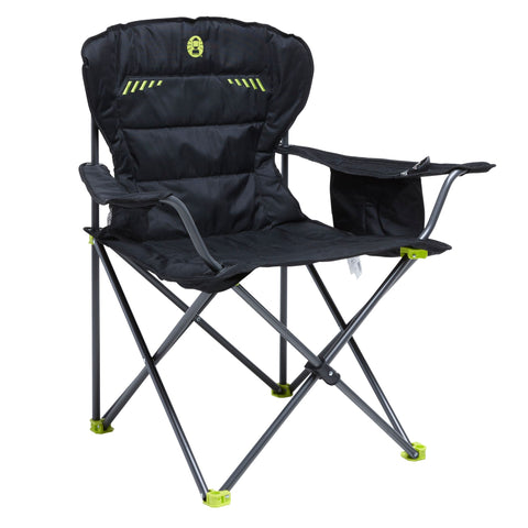 CHAIR QUAD WING BLACK/LIME