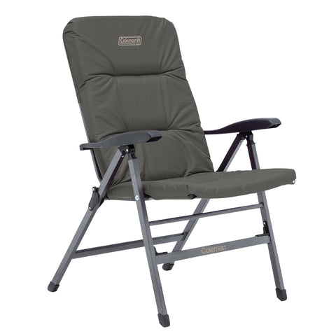 CHAIR PIONEER FLAT FOLD GREY