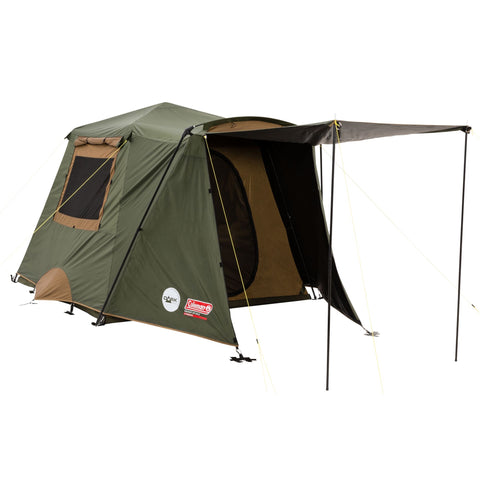 TENT INSTANT UP 4P GOLD DARK R