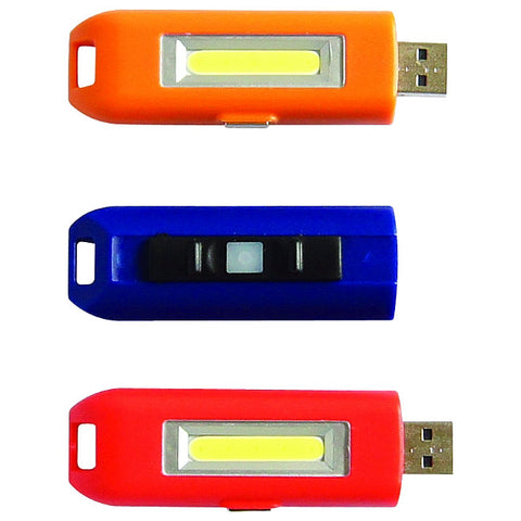 LIGHT LED USB RECHARGEABLE