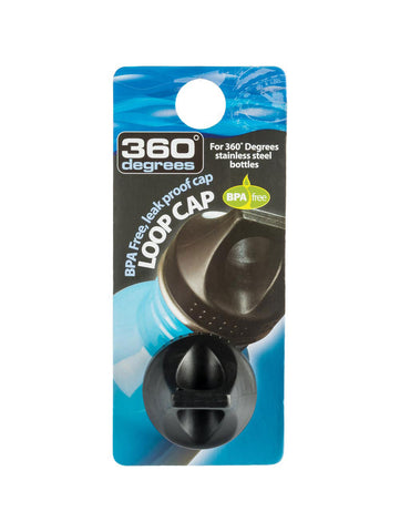 CAP BOTTLE LOOP S/S 360 DEG