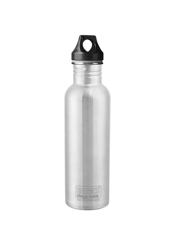 BOTTLE DRINK S/S 750ML SILVER