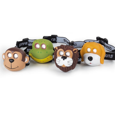 LIGHT HEAD LED KIDS LION