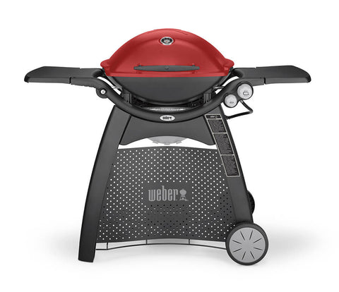 BBQ WEBER FAMILY Q3200 LP RED