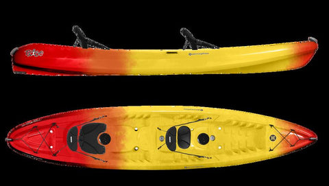 KAYAK PERCEPTION TRIBE 13.5T