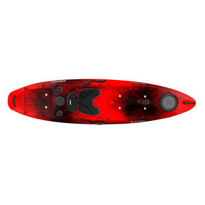 KAYAK PESCADOR 10 ANGLER RED