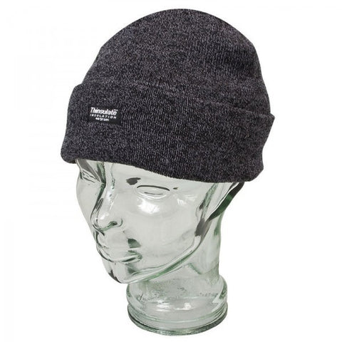 BEANIE ATLANTIC BLACK