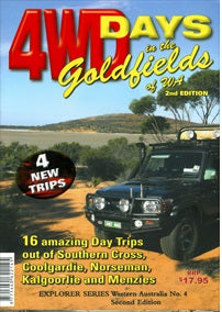 BOOK 4WD DAYS GOLDFIELDS