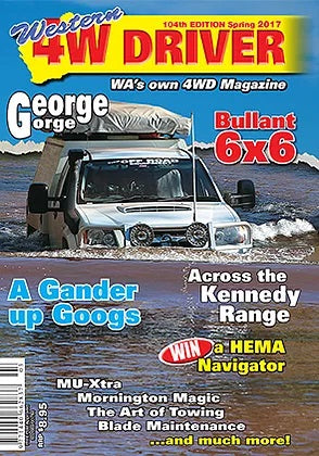 BOOK 4WD DRIVER WESTATE