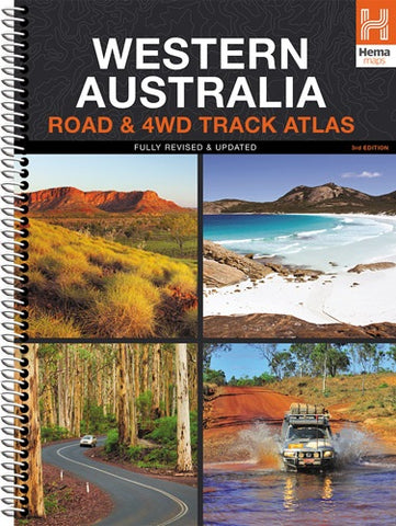 ATLAS WA ROAD & 4WD TRACKS