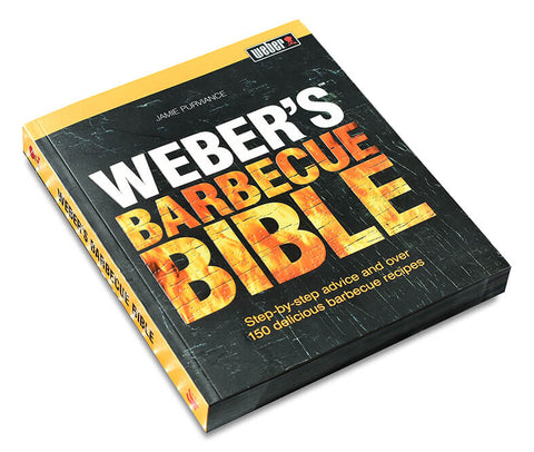 BOOK WEBERS BARBECUE BIBLE