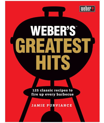 BOOK WEBERS GREATEST HITS