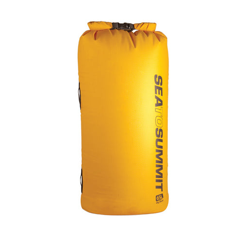 BAG DRY BIG RIVER 65L YELLOW