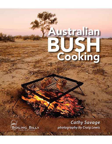 BOOK AUSTRALIAN BUSH COOKING