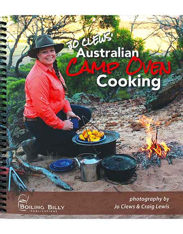 BOOK AUST CAMP OVEN COOKING