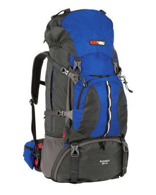 PACK BUGABOO 60+10 BLUE