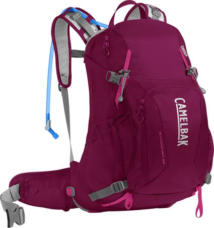 PACK HYDRAT SUNDOWNER 3L RED