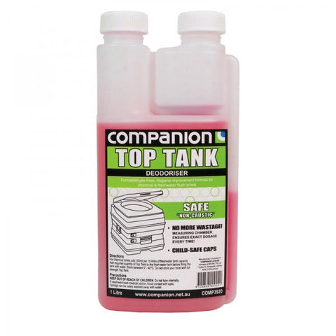 CHEMICAL TOILET TOP TANK 1L