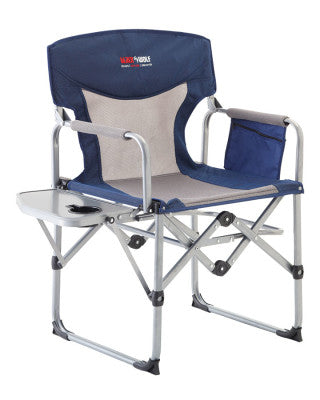 CHAIR DIRECTORS COMPACT BLUE