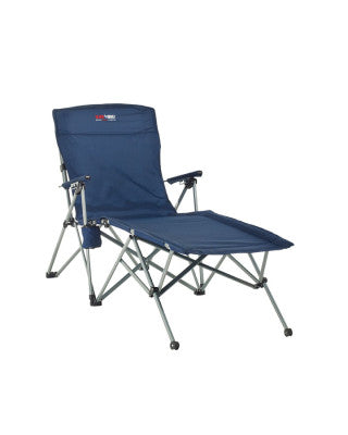 CHAIR ESCAPE LOUNGER BLUE