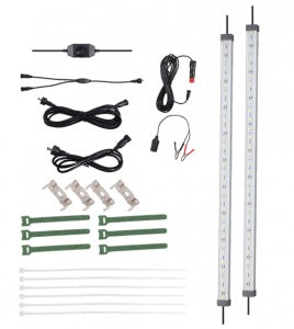 LIGHT KIT 2 BAR 12V LED