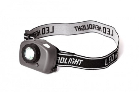LIGHT 3W SENSOR HEADLAMP