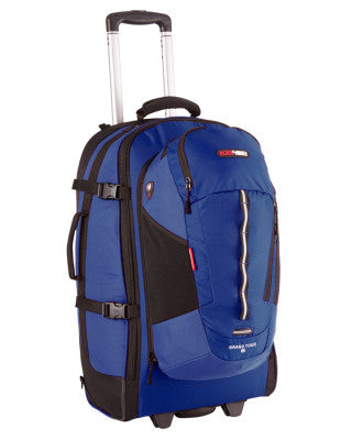 PACK GRAND TOUR 85L BLUE