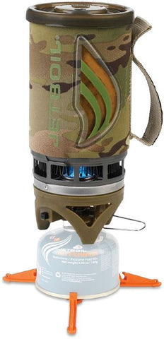 STOVE JETBOIL FLASH CAMO