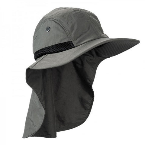 HAT JJ WIDE BRIM HAT M OLIVE