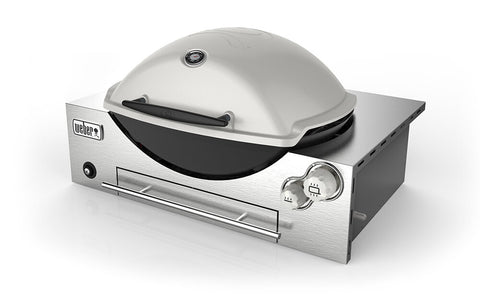 BBQ WEBER Q3600 BUILT IN LP