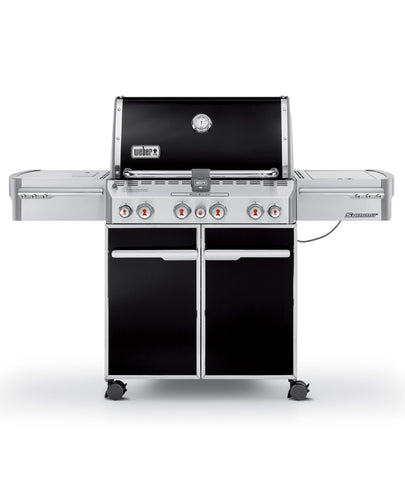 BBQ SUMMIT E470 LP WEBER