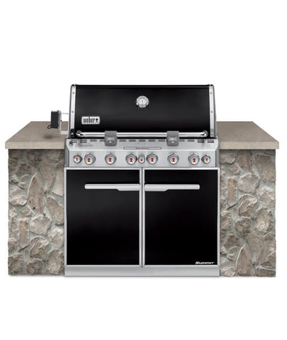 BBQ SUMMIT E660  NG WEBER