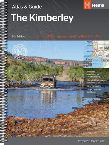 ATLAS AND GUIDE KIMBERLEY ED 6
