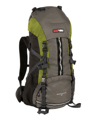 PACK MOUNTAIN ASH 75L CAC/TIT