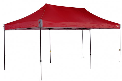 GAZEBO DELUXE 6.0 RED OZTRAIL