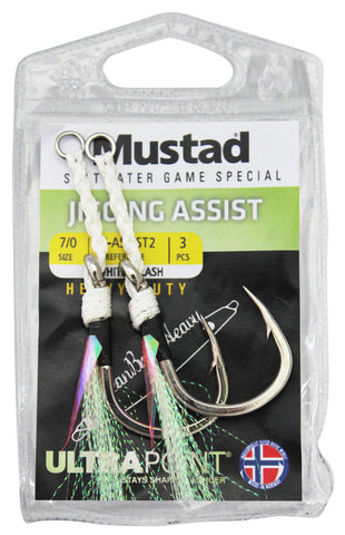 RIG JIG ASSIST 2 HEAVY 2 PACK
