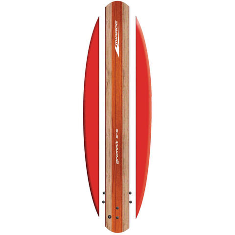 SURFBOARD GROMMIT 5'5 RED