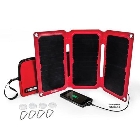 CHARGER SOLAR 20W FOLDING