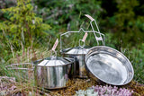 COOKSET CAMPFIRE LARGE S/S