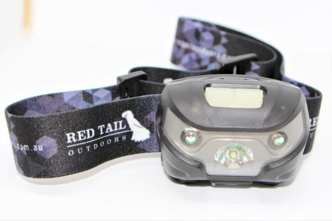 HEADLAMP RECHARGEABLE LED